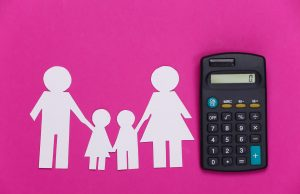 How child support is calculated in Texas
